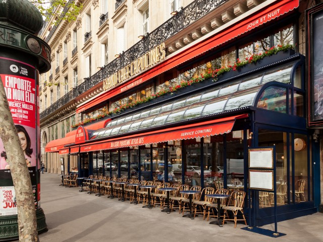 Le Grand Café Capucines